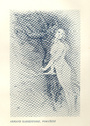 Armand Rassenfosse - kresba Pokušení (s. 2) Q42B24