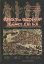 Nájemníci na Starém Městě pražském roku 1608