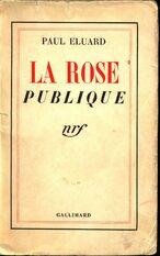 La rose publique