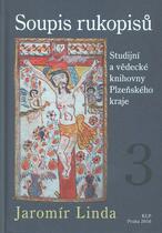 Soupis rukopisů Studijní a vědecké knihovny Plzeňského kraje
