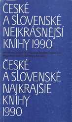 České a slovenské nejkrásnější knihy 1990