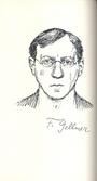 ilustrace (autoportrét, F. Gellner - neuvedeno)