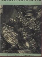 Náhrobek sv. Jana Nepomuckého