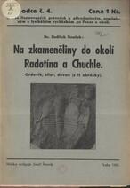 Na zkameněliny do okolí Radotína a Chuchle