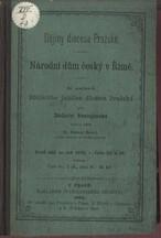 Dějiny diecése pražské