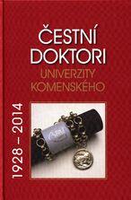 Čestní doktori Univerzity Komenského 1928-2014