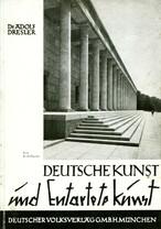 """Deutsche Kunst und entartete """"Kunst"""""""