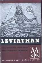 Leviathan, neboli, O podstatě, zřízení a moci státu církevního a občanského