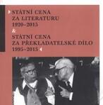 Státní cena za literaturu 1920-2015