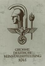 Grosse Deutsche Kunstausstellung 1941