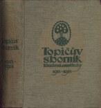 Topičův sborník literární a umělecký