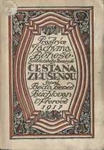 Prastrýce Jáchyma Beneše, houslařského tovaryše, cesta na zkušenou