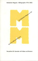 Marbacher Magazin